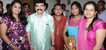 Powerstar Srinivasan At Kannadasan Vaali Award Function
