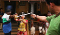 Kaaviya Thalaivan Working Stills