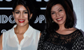 Pallavi Sharda  & Shilpa Shukla At Sophia's Kaleidoscope Fest
