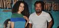 Kangana And Anurag Kashyap At Revolver Rani Screening