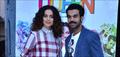 Kangna & Rajkummar Rao Promote Their Upcoming Film 'Queen'