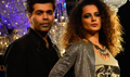Kangna Walks For Karan Johar's Vero Moda Collection Launch