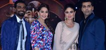 Kareena Promotes Singham Returns On The Sets Of JDJ