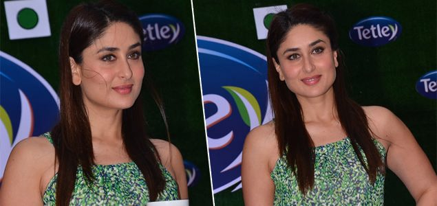 Kareena Kapoor at Tata Tetley Green Tea Promotion