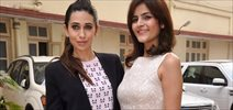 Karisma Kapoor launches 'The Way Ahead' book in Mumbai