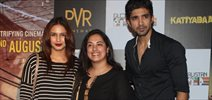 Celebs At Katiyabaaz Special Screening In PVR