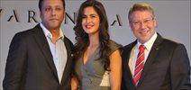 Katrina Kaif At Audi Launch With Varun Bahl Fashion Showcase