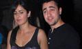 Katrina And Imran At Bosco's Bday Bash