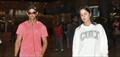 Katrina & Hrithik return from 'Bang Bang' Abu Dhabi schedule