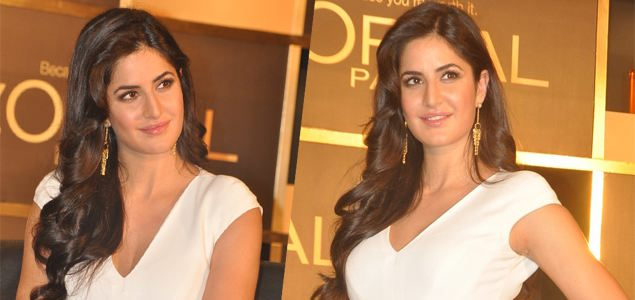 Katrina Kaif Launches L'Oreal's 6 Oil Nourish