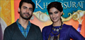 Sonam And Fawad Promote Khoobsurat