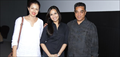 Kamal Haasan-Gouthami at Kochadaiiyaan Special Screening Photos