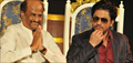 Rajnikanth And SRK At Kochadaiiyan Movie Audio Launch