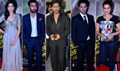 Shahrukh, Ranbir And Others At Lekar Hum Deewana Dil Premiere
