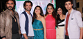 Main Aur Mr Right Cast Parties At Levo