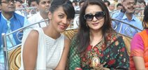 Bollywood Celebs At Maharashtra Chief Minister Swearing In Ceremony