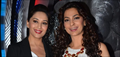 Madhuri and Juhi promote Gulaab Gang on Boogie Woogie