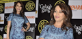 Madhuri Promotes Gulab Gang at Gold Gym
