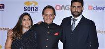 Abhishek Bachchan At Magic Bus Charity Dinner