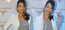 Malaika Arora Khan at Turquoise Gold event
