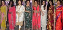 Celebs At Rriddhi Malhotra's Wedding Reception