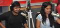 Manchu Manoj at 92.7 Big FM