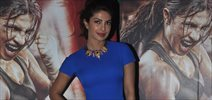 Priyanka Chopra At Mary Kom Exclusive Footage Screening For Media