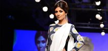 Masaba Gupthas Show At Lakme Fashion Week Winterfestive 2014