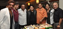 Success Party Of Milap Zaveri On Scoring A hat-Trick, Hosted By Sanjay Gupta