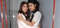 Mouni Roy At Ruby's Skin Clinic
