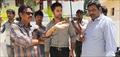Natudu Movie Working Stills