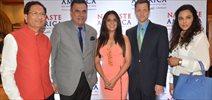 Richa, Boman At Namaste America Event To Invite New US Consul General