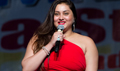 Namitha At Mega Star Kondattam