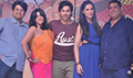 Nargis And Varun Promote Main Tera Hero In An Open Bus