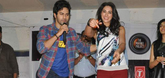 Main Tera Hero Promotion At Mithibai College