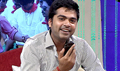 Simbu At Puthuyugam TV Program 'Natchathira Jannal'