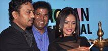 Neetu and Irfan launch Jagran Fest