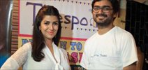 Nimrat Kaur At Thespo 16 Awards Night