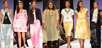 Nitya Arora Show At LFW 2014