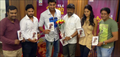 Oru Kanniyum Moondru Kalavanigalum Single Track Launch