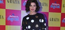 Priyanka Launches Grazia's New Issue