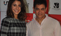 Aamir & Anushka At PK Game Launch