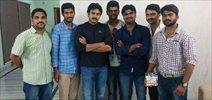 Pawanism team meets Pawan Kalyan