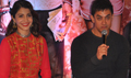 Aamir Khan And Anushka At PK Promotions