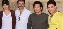 Special Screening Of PK For Sachin Tendulkar