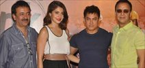 PK Teaser Launch With Aamir & Anushka