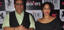 Masaba And Subhash Ghai At Pride Of India Awards