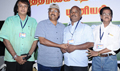 Bhagyaraj At PRO Press Union Inaguration