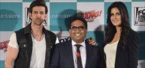 Hrithik & Katrina Unveil Pantaloon-Bang Bang Collection