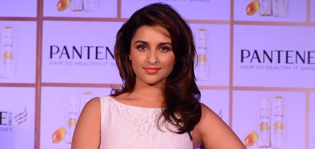 Parineeti Chopra launches Pantene's Proof not Promises campaign